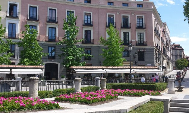 El encanto veraniego de las terrazas de Madrid