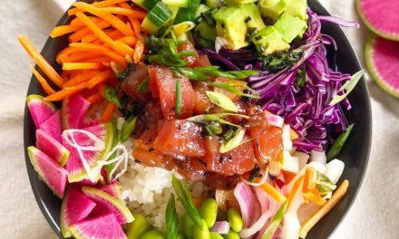 Los Poke Bowls revolucionan el concepto de comida rápida