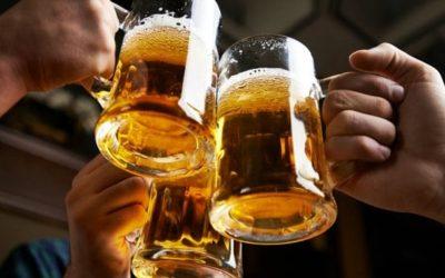 Y cuando entra el calor… cerveza que te crió